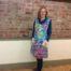 Sue's Janet Clare artisan apron - Jane White Tuition