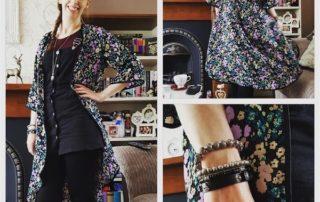Sew Short course kimono jacket - Jane White Couture Tuition