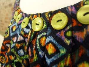 Vogue patterns 1236 neckline detail - Jane White Couture Tuition