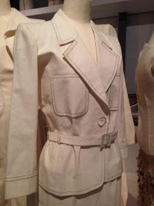 Jacket toile Yves Saint Laurent jacket toile