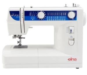 Elna manual sewing machine