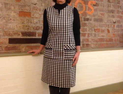 Dressmaking for beginners – meet Sue!