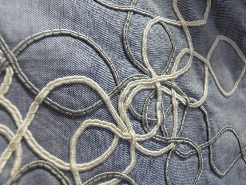 Russian braid work - Sewing Embellishments workshop