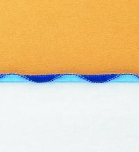 Baby lock wave stitch