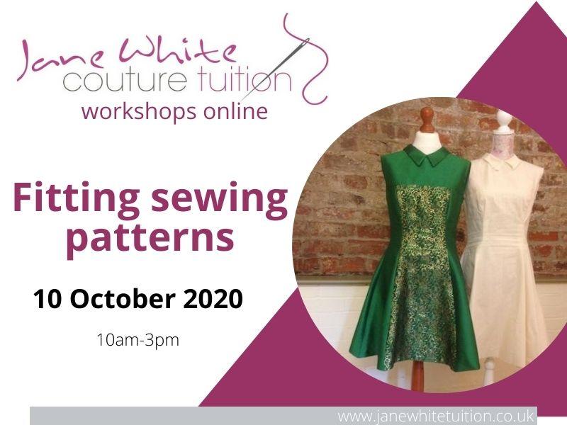 online fitting sewing patterns workshop