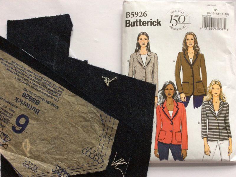 Jacket making course - online