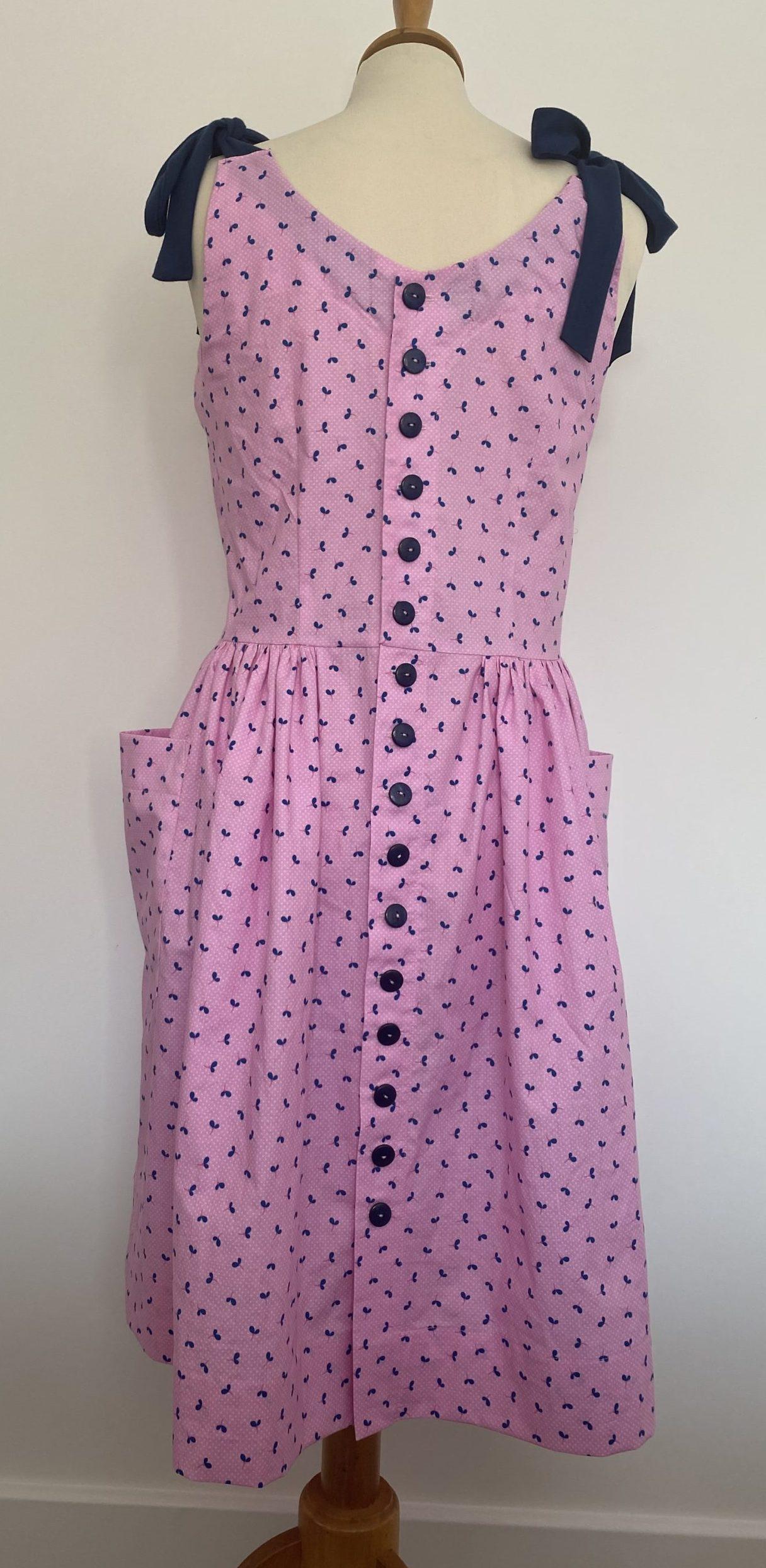 Alice and Co Regatta Dress - Jane White Tuition